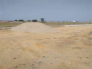 Open Plots for Sale in Aleru
