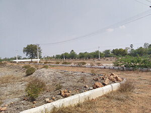 Open Plots for Sale Near Yadagirigutta